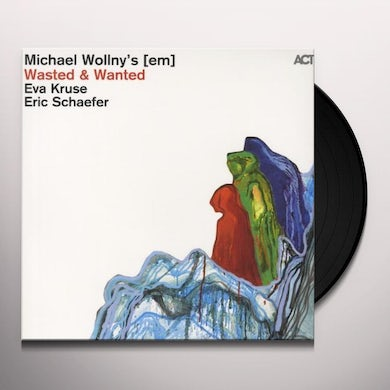 Michael Wollny WASTED & WANTED Vinyl Record