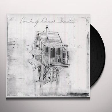 Crash Of Rhinos KNOTS Vinyl Record