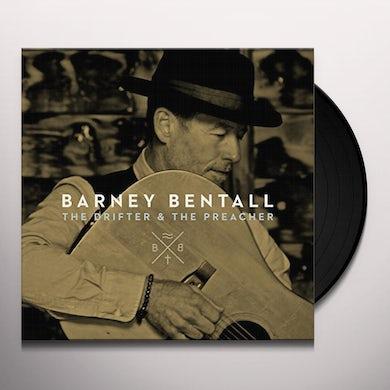 Barney Bentall THE DRIFTER & THE PREACHER Vinyl Record