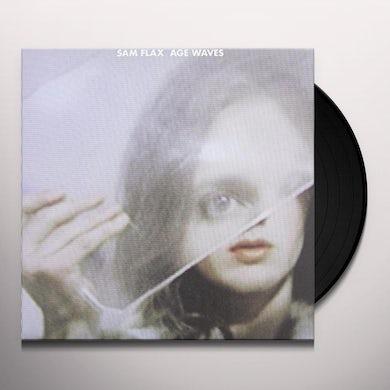 Sam Flax AGE WAVES Vinyl Record
