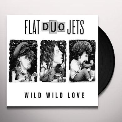 Flat Duo Jets WILD WILD LOVE Vinyl Record