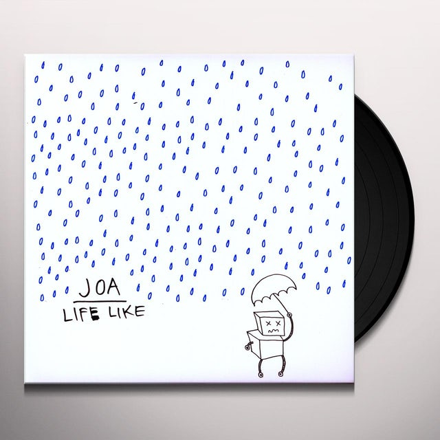 Joan Of Arc LIFE LIKE Vinyl Record