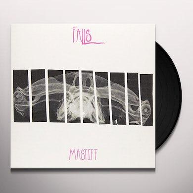 Mastiff  FALLS Vinyl Record