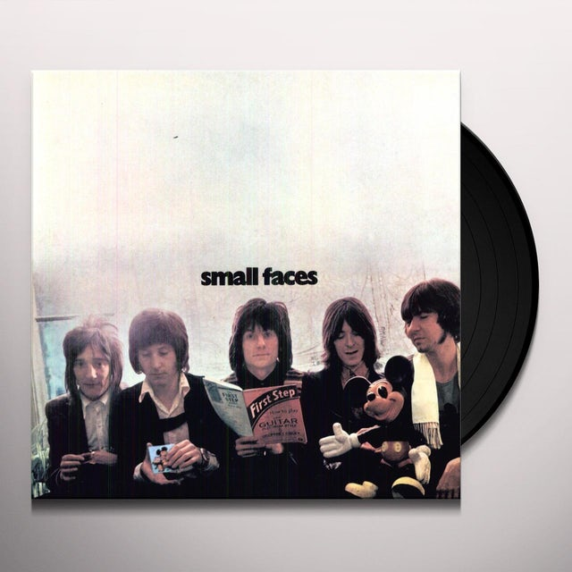 Faces FIRST STEPS Vinyl Record