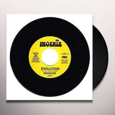 Magnum EVOLUTION (BEATS EDIT) - IT'S THE MUSIC THAT MAKES Vinyl Record