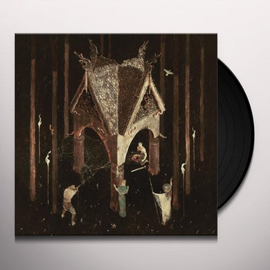 Wolves In The Throne Room THRICE WOVEN Vinyl Record