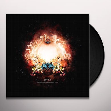 Junius REPORTS FROM THE THRESHOLD OF DEATH Vinyl Record