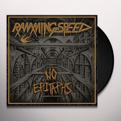 Ramming Speed NO EPITAPHS Vinyl Record