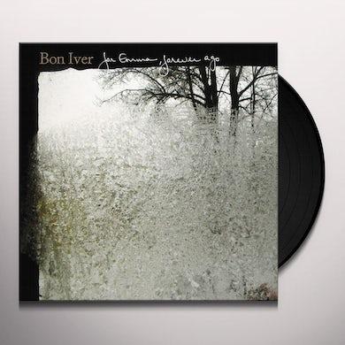 Bon Iver FOR EMMA FOREVER AGO Vinyl Record