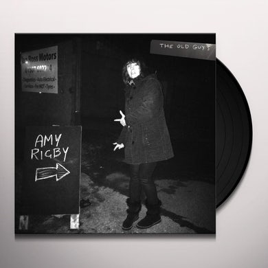Amy Rigby OLD GUYS Vinyl Record
