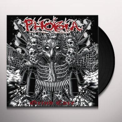 Phobia GRINDCORE Vinyl Record