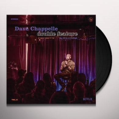 Dave Chappelle DOUBLE FEATURE - EQUANIMITY / BIRD REVELATION Vinyl Record