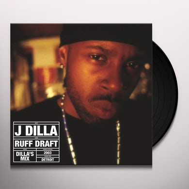 DILLA MIX Vinyl Record