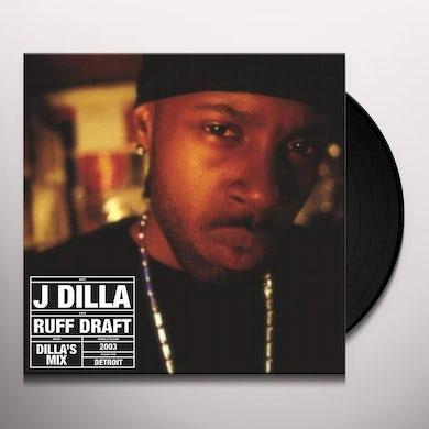 J Dilla DILLA MIX Vinyl Record
