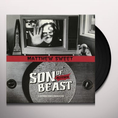 Matthew Sweet SON OF ALTERED BEAST Vinyl Record