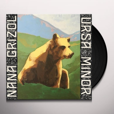 Nana Grizol URSA MINOR Vinyl Record