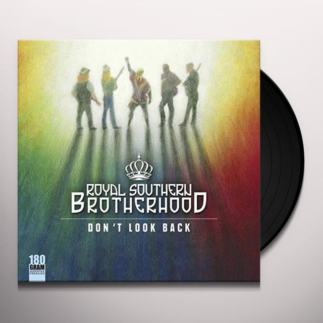 Royal Southern Brotherhood DON'T LOOK BACK Vinyl Record
