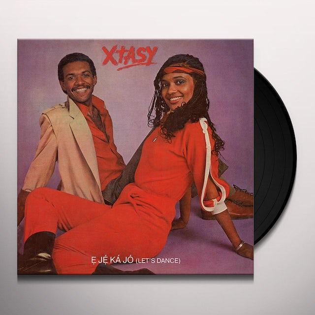 Xtasy E JE KA JO (LET'S DANCE) Vinyl Record