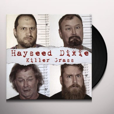 Hayseed Dixie KILLER GRASS (IMPORTED) CD (Vinyl)