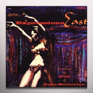 Expressions East FEAT OUD OF JOHN BERBERIAN Vinyl Record