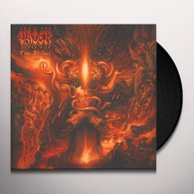 Vader TIBI ET IGNI Vinyl Record