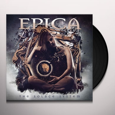 Epica SOLACE SYSTEM Vinyl Record