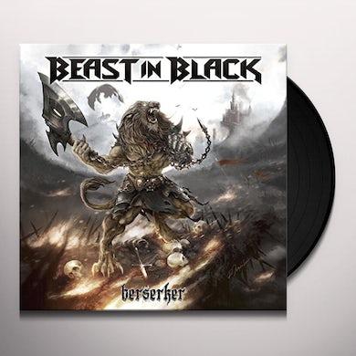 Beast In Black BERSEKER Vinyl Record