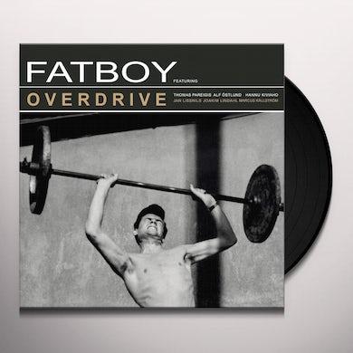 Fatboy OVERDRIVE Vinyl Record