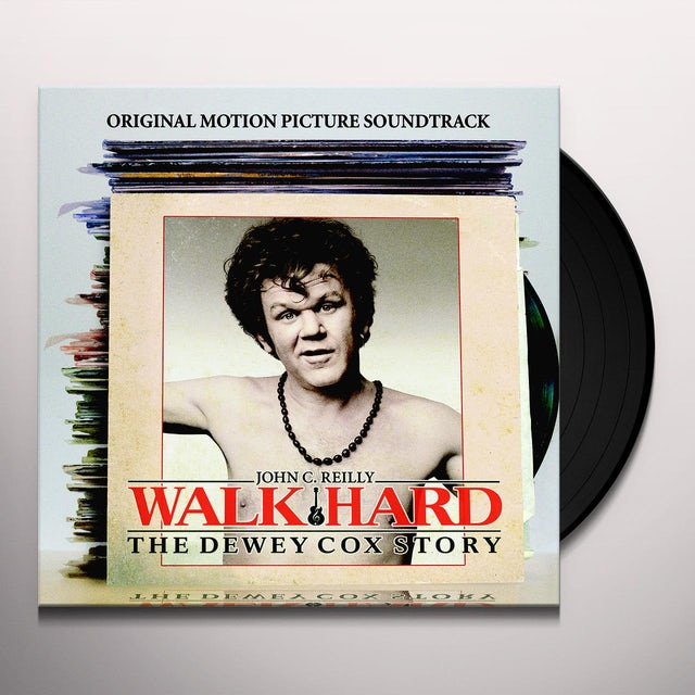 John Reily WALK HARD: DEWEY COX STORY - Original Soundtrack Vinyl Record
