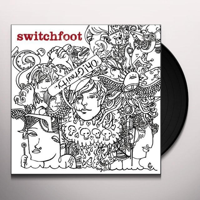 Switchfoot OH GRAVITY Vinyl Record