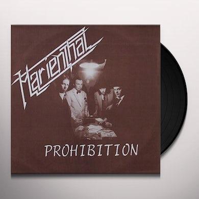 PROHIBITION Vinyl Record