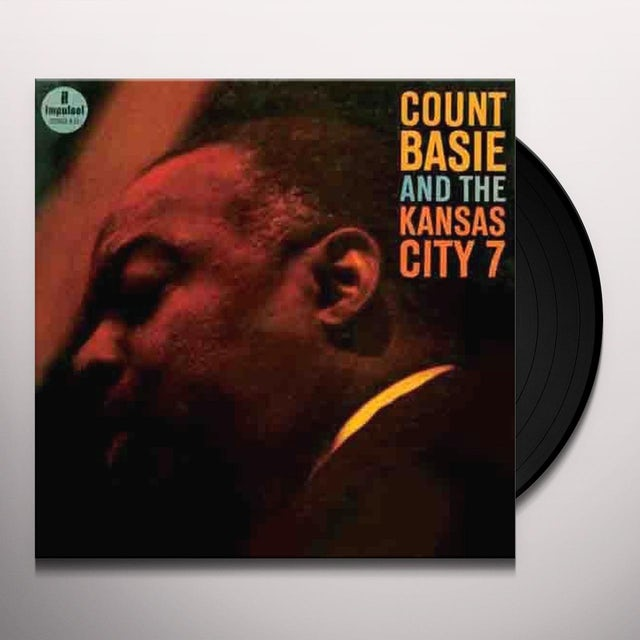 Count Basie THE KANSAS CITY Vinyl Record