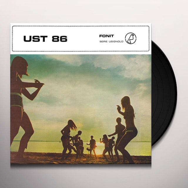 DINDO BEMBO ORCHESTRA UST 86 (BALLABILI ANNI '70) Vinyl Record