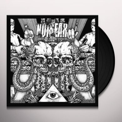 Noisear SUBVERT THE DOMINANT PARADIGM Vinyl Record