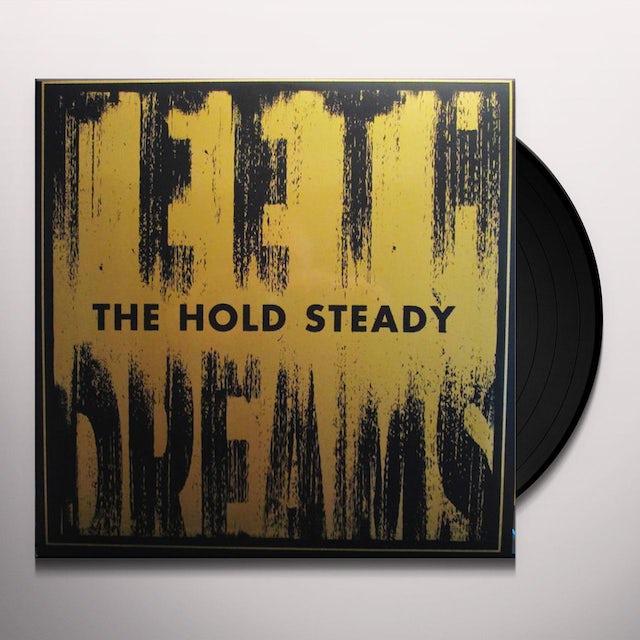 The Hold Steady TEETH DREAMS Vinyl Record