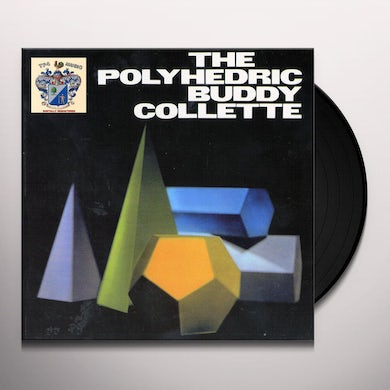 POLYHEDRIC BUDDY COLLETTE Vinyl Record