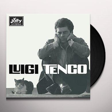 Luigi Tenco BLACK VINYL) Vinyl Record