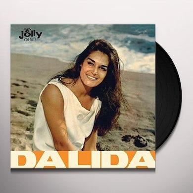 Dalida JOLLY YEARS 1959-1962 (ORANGE VINYL) Vinyl Record