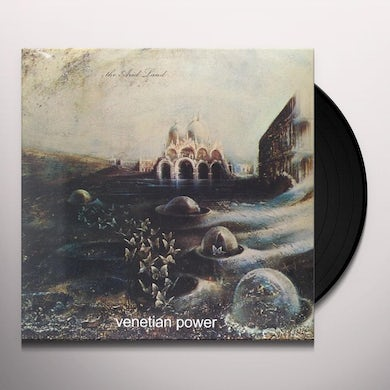 VENETIAN POWER ARID LAND Vinyl Record
