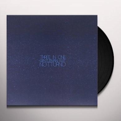 THREE IN ONE GENTLEMAN SUIT NOTTURNO Vinyl Record