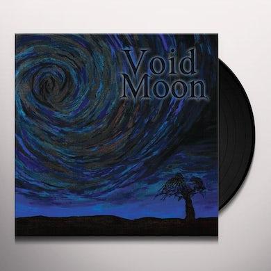 Void Moon ON THE BLACKEST OF NIGHTS Vinyl Record
