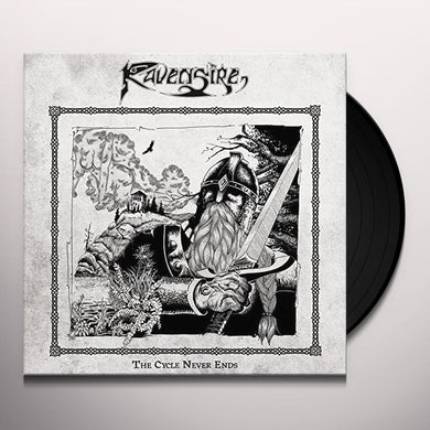 RAVENSIRE CYCLE NEVER ENDS Vinyl Record