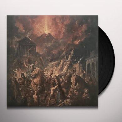 DARK QUARTERER POMPEI Vinyl Record