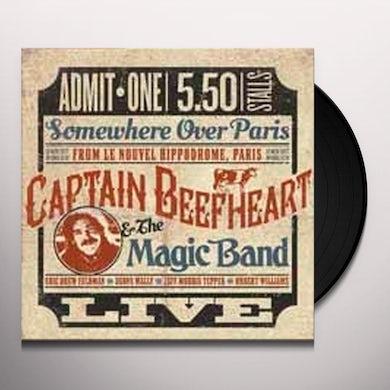 Captain Beefheart LE NOUVEL HIPPODROME PARIS 1977 Vinyl Record