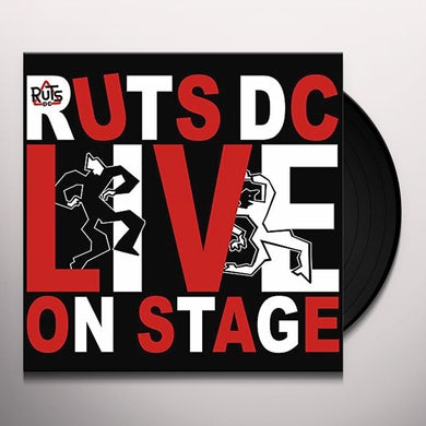 Ruts ONSTAGE Vinyl Record