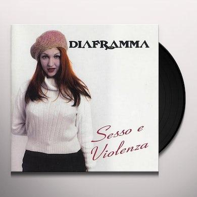 SESSO E VIOLENZA Vinyl Record
