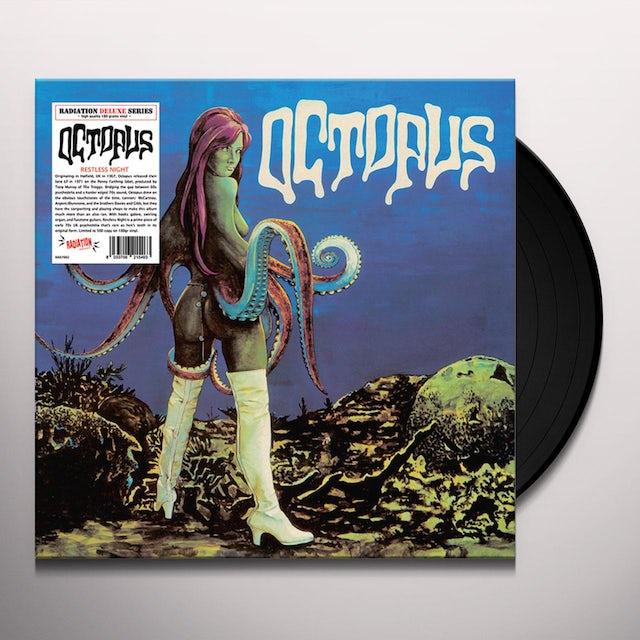 Octopus RESTLESS NIGHT Vinyl Record