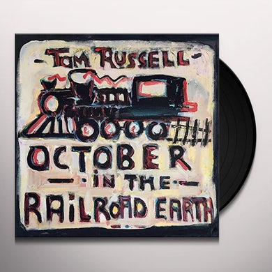 OCTOBER IN THE RAILROAD EARTH Vinyl Record