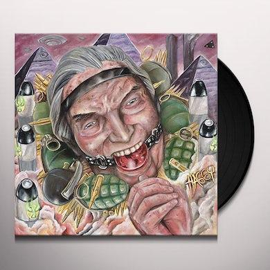 Fetish WORLD EATER Vinyl Record