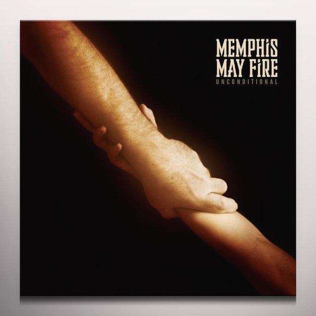 Memphis May Fire UNCONDITIONAL Vinyl Record